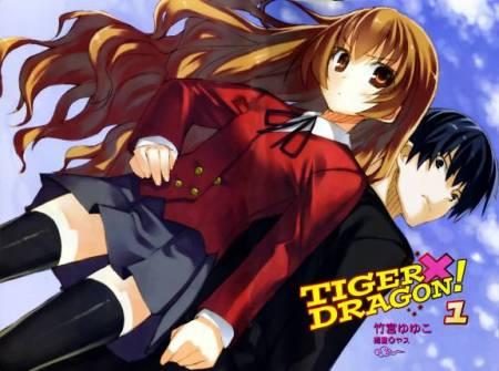 Taiga and Ryuuji