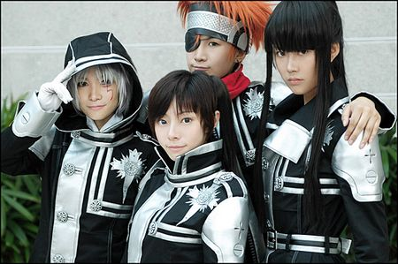 If D. Gray Man was live action and starred these guys, it might actually be watchable.