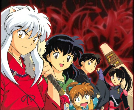 Inuyasha is fucking great.