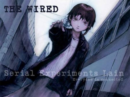 Lain is a fucking awesome character She rules. The Navi's rule too.