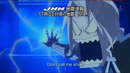 FMA wasn't truly back until this scene.