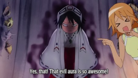 Evil Aura is Awesome Aura