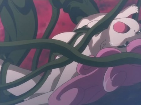 Random tentacle rape.