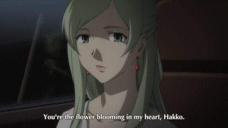 Hakko, the mute.