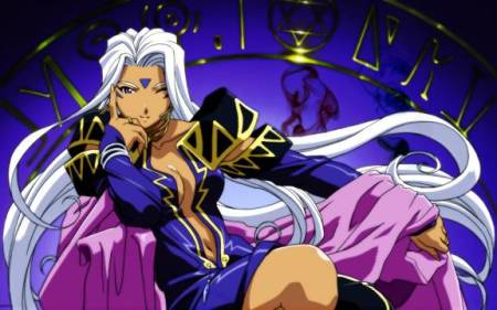 Urd is a cool looking slut.
