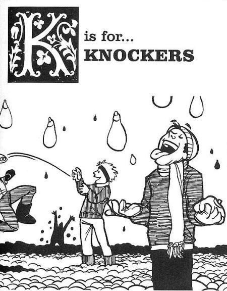 Ahhh Knockers