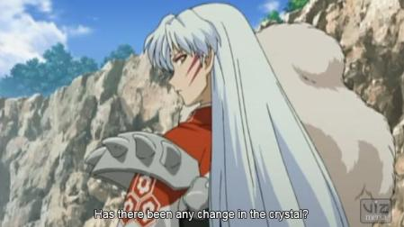 Hello, my name is Sesshomaru, and I rule.