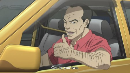 Fuck Robert DeNiro, this is a REAL Taxi Driver.