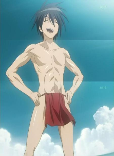 Yoichi has STYLE