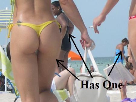 What a nice ass.
