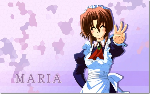 Konachan.com - 47044 hayate_no_gotoku maid maria