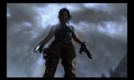 I've never played a Tomb Raider game before, but even I got pumped as fuck to finally see the dual pistols at the end.