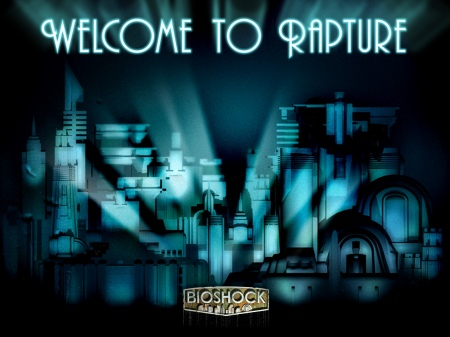 I want to buy a road somewhere and build a small version of Rapture, filled with sick bars and clubs all decked out in Art Deco. Drink will be called shit like EVE how SICK would that be?
