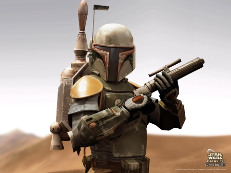 Why yes, Boba Fett is the best Star Wars character. No, he isn't involved in this trailer. No, he doesn't do much at all in original trilogy.